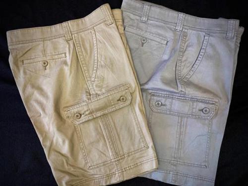 Cotton twill Stretch Short  61993