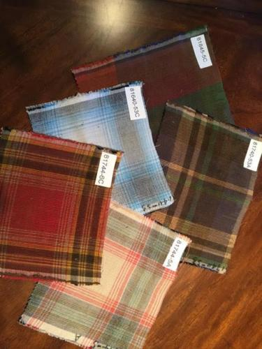 Plaid Corduroy-5
